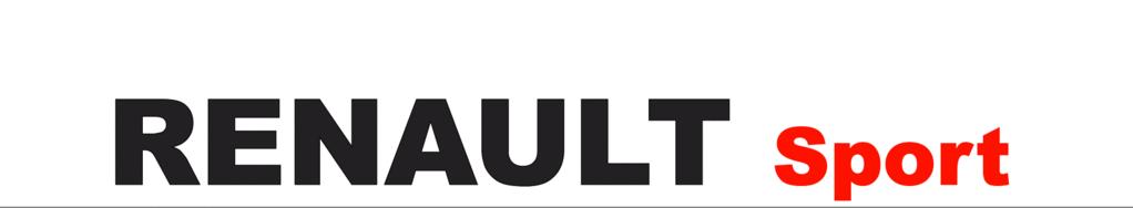 Bande Pare Soleil Renault sport 140x20