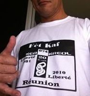 T-shirt homme Fet Kaf
