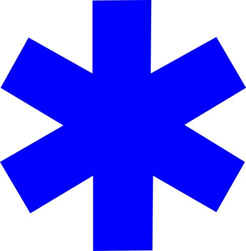 Sticker Ambulance modéle 05 Taille S