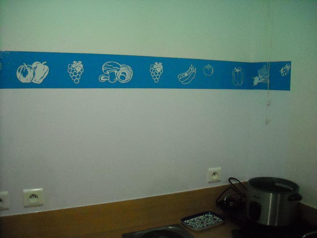 Pack Cuisine Fond Bleu foncé 60-15