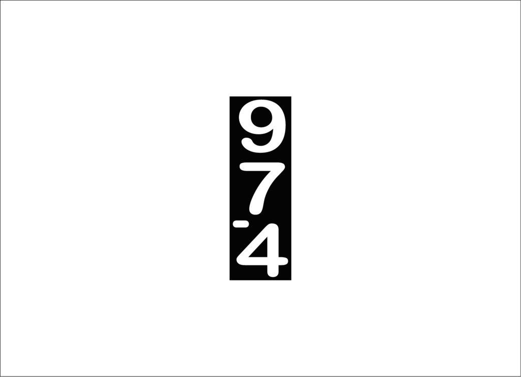 Sticker écriture 09