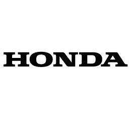 Sticker Logo Honda - Taille 60 x 9 cm