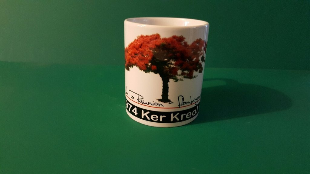 Mug 974 Ker Kreol - Flamboyant