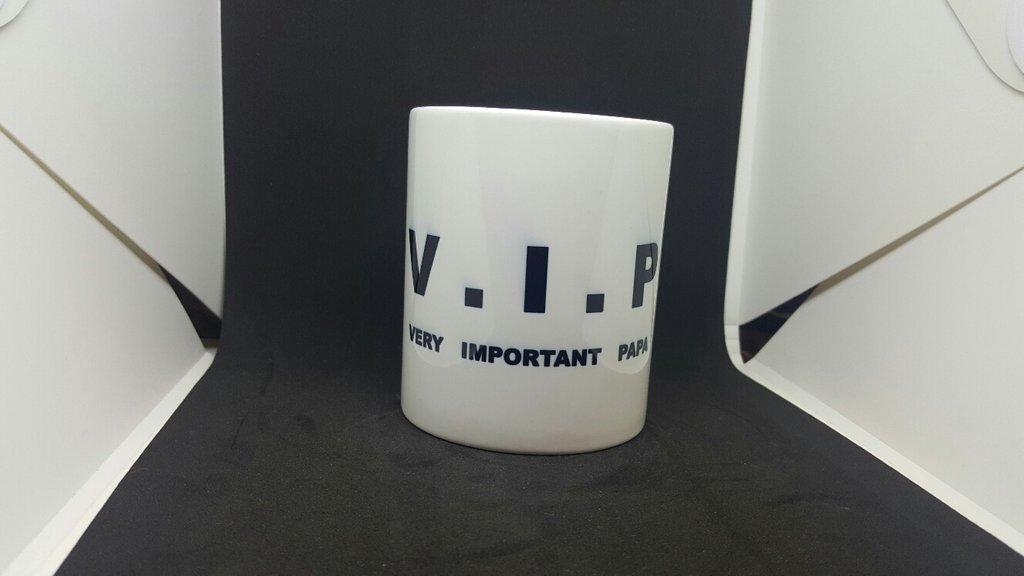 Mug 974 Ker Kreol - Important Papa
