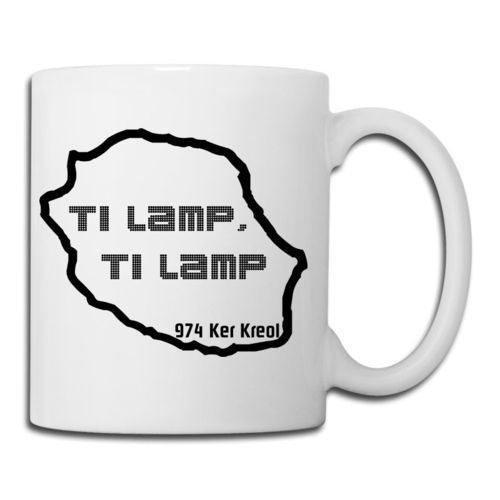 Mug Ti lamp Ti lamp