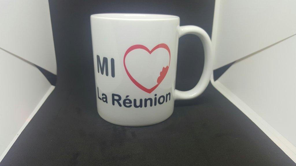 Mug  Mi Aime La Réunion