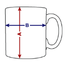 Mug 974 Ker Kreol - Important Paysan