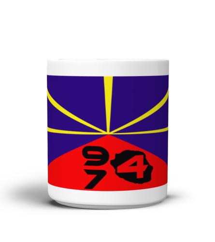 Mug drapeau LO MAHAVELI