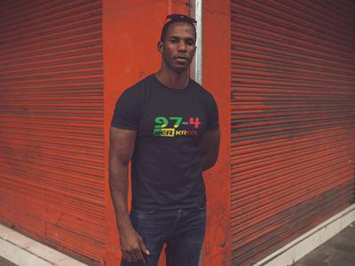 T-shirt Homme 974 Ker Kreol Roots