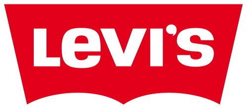 Sticker Logo LEVIS - Taille 200 x 84mm