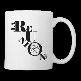 Mug Tasse écriture Reunion - 974