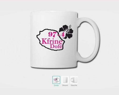 Mug Kfrine Dofé 974