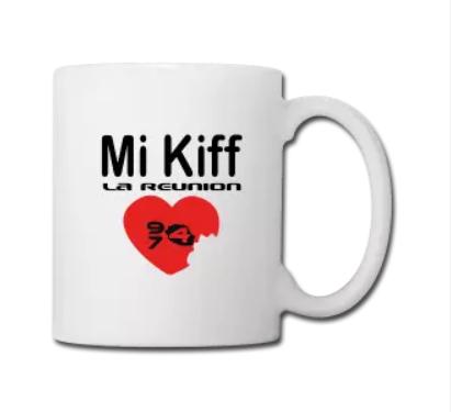 Mug Mi Kiff la Réunion